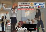 While The Cats Away + special offer by SpankRed