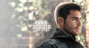 Chris Redfield The Hero by FearEffectInferno