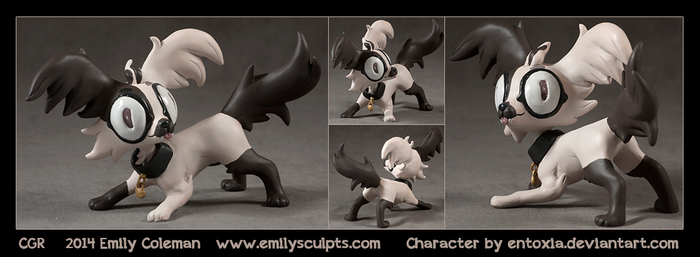 Commission : CGR by emilySculpts