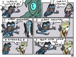 Legacy of Kain, doodles 51 by Ayej