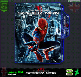 The Amazing Spider Man (2012) by Loki-Icon