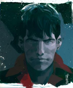 RITRATTO DYLAN DOG by GigiCave
