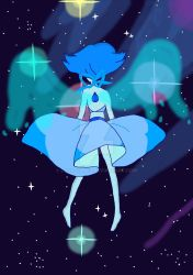 Lapis Lazuli In Space by Luna-Games