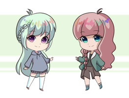 Adopts Batch #1 [CLOSED] by MadlyLoveable-Adopts