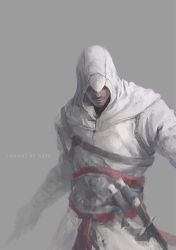 Assassin's Creed-Altair by Nzio-deviantART