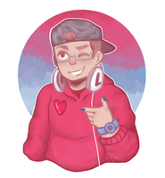 [Be More Chill] Snapback Michael by MADzo22