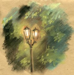 A pair of lamps by NatashaSolo