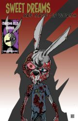 Cover for SDMW, Year of the Rabbit by CharismaKillsStudios
