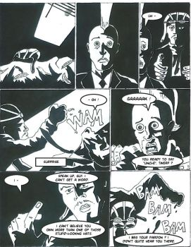 Danger and Dissonance Page 10 by Air-Raid-Robertson