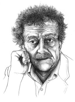 Kurt Vonnegut - So it goes... by stephenburger
