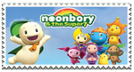 Noonbory Stamp by great-crossover