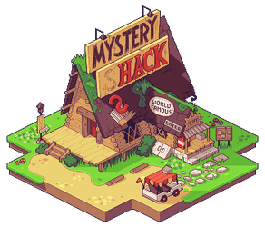 The Mystery _hack by Mediocre-Mel