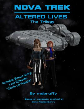 NT- Altered Lives- The Trilogy by mdbruffy