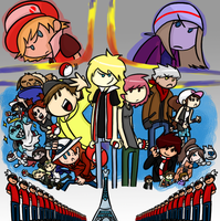 Kill la Nuzlocke by NikkyDash