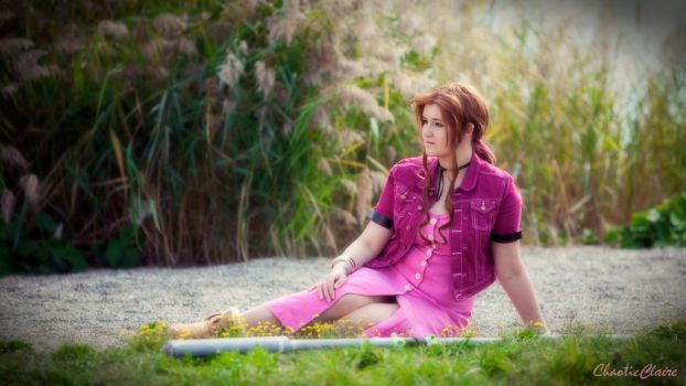 Aerith : The Last Cetra by ChaoticClaire