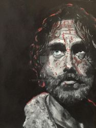 RickGrimes by Siggypops