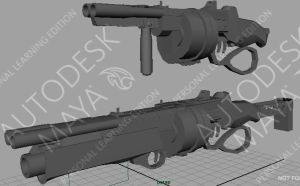 Nichols 3d -almost done- by The-Brade