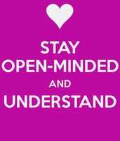 Remain Open Minded by SunlightRose
