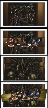 Monster Madness Game Comic Page3 by megabluex