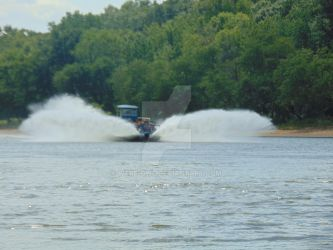 Jet Boat Tours by Were-Owl