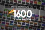 Supermassive Backgrounds BUNDLE by GraphicAssets