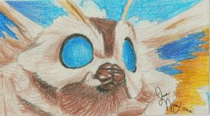 Mothra by pink12301