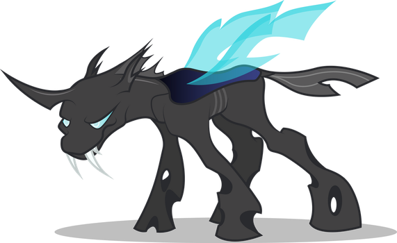 They're Changelings, Remember? by Emkay-MLP