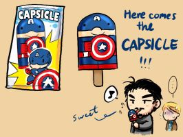 CAPSICLE by MZ15
