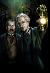 Jago and Litefoot by KiloWhat