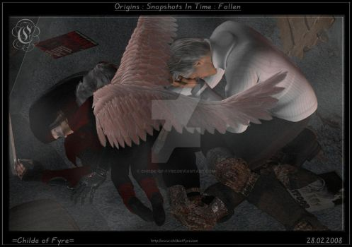 Origins : Snapshots In Time 14 by Childe-Of-Fyre