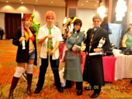 Blue exorcist by inedrox