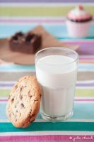 milk + cookie by chulii