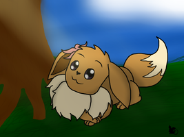Eevee or rather Shaina by Danielle995