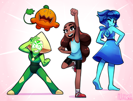 GO Crystal Temps! by Nana-Naexii