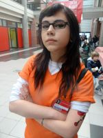 Alex Vause (Orange is the New Black) Cos-Mo 2017 by Groucho91