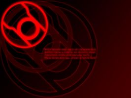 Red Oath Wallpaper by stampedeofxflames