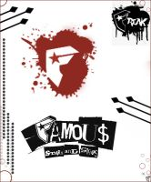 Famous Stars and Straps Brush by tuzo7