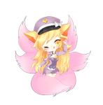 Pop Star Ahri by ShyMelodie