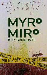 [COMMISSION] Myro Miro Cover Art by Agent-Smileyface