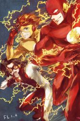 DC_Flash Family by FLAFLY