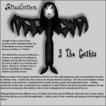 MusiCritters - The Gothic by Trellia