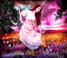 Dancing With Butterflies by Jassy2012