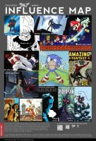 Skipperwing's Influence Map by SkipperWing