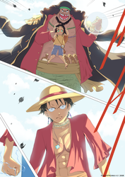 Make Your Choice, Straw Hat by FanasY