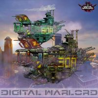 Digital Warlord Steampunk Air-Ships Concept by JWraith