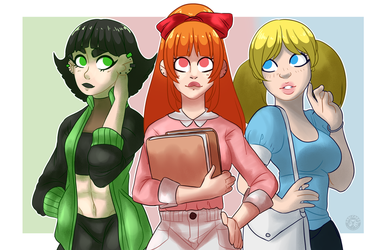 PPG- version 1 by SakiCakes