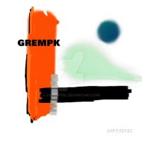Grempk by garyrevel