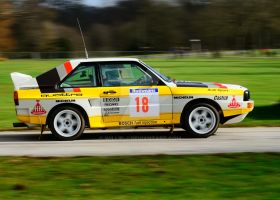 Group B Audi Quattro S1 by Willie-J