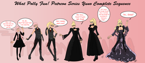 WPF! Patreon Series Yuno Complete Sequence by Typhoon-Manga