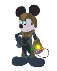 Thanos Mouse by dead82